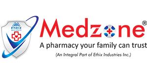 Medzone Franchise Logo