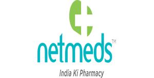 Netmeds Franchise Logo