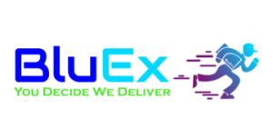 BluEx Franchise Logo