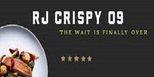 RJ Crispy 09 Franchise Logo