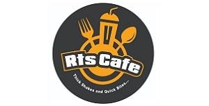 RTS Cafe Franchise Logo