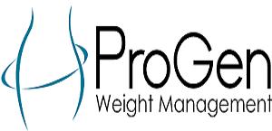 Progen Weight Management Franchise Logo