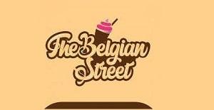 The Belgian Street Franchise Logo