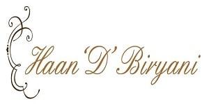 Haan D Biryani Franchise Logo