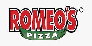 Romeo's Pizza Franchise Logo