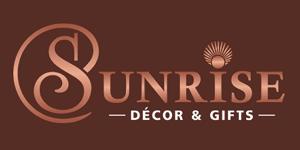 Sunrise Decor & Gifts Franchise Logo