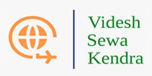 Videsh Sewa Kendra Franchise Logo